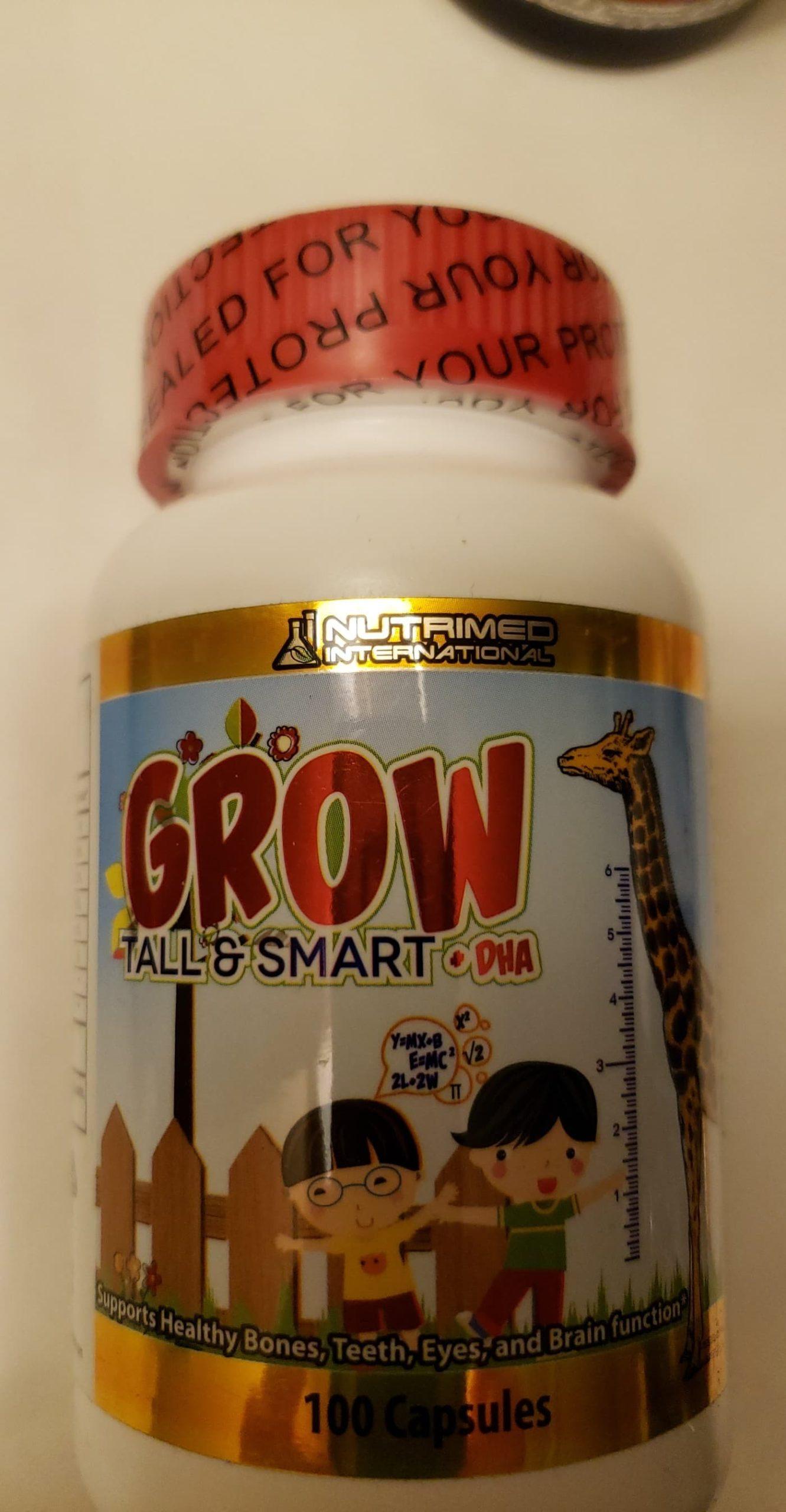 Grow Tall & Smart
